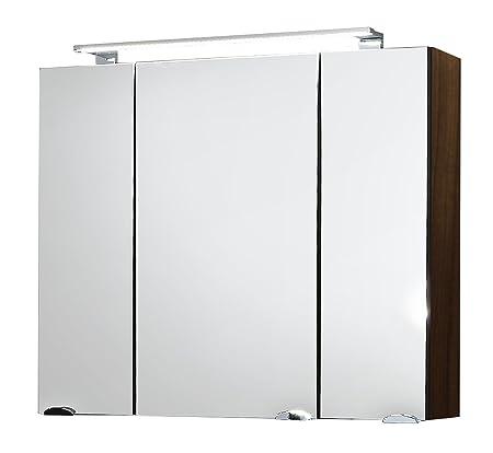 Posseik Rima 5681-78 Mirrored Bathroom Cabinet 80 cm, Wide