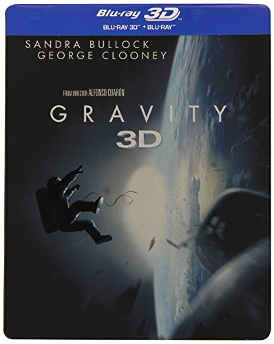 Gravity (2D+3D) [3D Blu-ray] [IT Import]