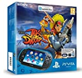 Console Playstation Vita Wifi + Jeu � t�l�charger Jak and Daxter Trilogy (PS Vita) + Carte M�moire 8 Go