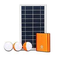 UHURU@ Solar Generator Light Energy Syst...