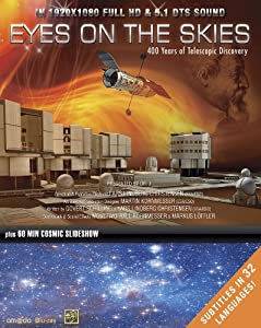 Eyes on the skies - 60 min cosmic slideshow ( 1080 Full HD * 5.1 DTS Sound ) [Blu-ray]