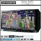 パイオニア 7.0型ワイドVGA/ワンセグ/DVD/CD/MP3 楽ナビ Lite AV一体型 2DIN メモリーナビ AVIC-MRZ90