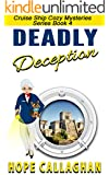 Deadly Deception (Cruise Ship Christian Cozy Mysteries Series Book 4)