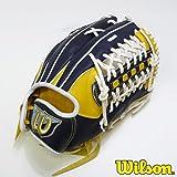 ウィルソン 女子用ソフトボールグラブ Wilson Queen (外野手用/サイズ11S/右投げ用) WTASQN77F-3550
