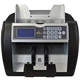 Royal Sovereign International Commercial Quality High Speed Bill Counter with Counterfeit Detection RBC-5000