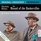 Sherlock Holmes: The Hound of the Baskervilles / Der Hund der Baskervilles. MP3-CD. Die englische Originalfassung ungekürzt