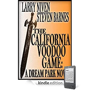 The California Voodoo Game: A Dreampark Novel