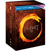 The Hobbit Trilogy (Limited Edition with Bilbo