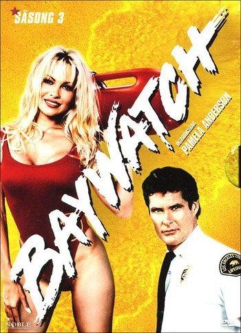 Los vigilantes de la playa / Baywatch - Season 3 (1992-1993) - 6-DVD Box Set ( Bay watch - Season Three ) [ Origen Danés, Ningun Idioma Espanol ]
