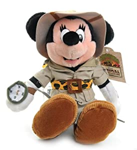 Disney Animal Kingdom Safari Minnie RETIRED