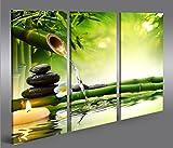 Impression-sur-toile-Wasser-Zen-V3-3p-Image-sur-toile-Images-Photo-Tableau-Tableaux-dco-murale