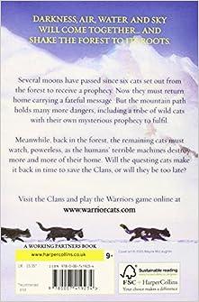 Book report on erin hunters moonrise