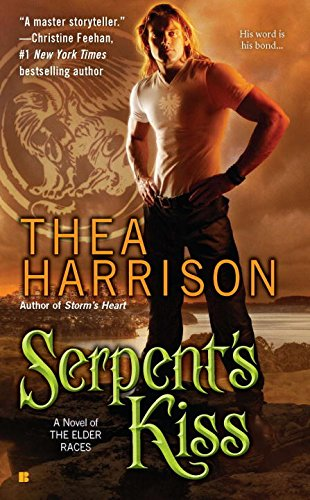 Image of Serpent's Kiss (A Novel of the Elder Races)