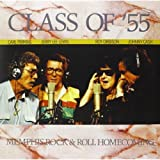 img - for CLASS OF `55: BACK TO BLACK [180G LP] by CARL PERKINS/ JERRY LEE LEWIS/ ROY ORBISON/ JOHNNY CASH [Korean Imported] (2013) book / textbook / text book