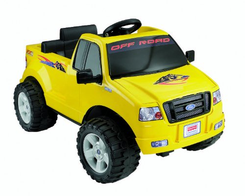 Fisher-Price F-150 Ford Little Power Wheels