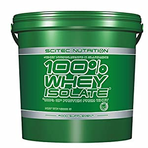 100% WHEY ISOLATE 4 kg Scitec Nutrition - Chocolat
