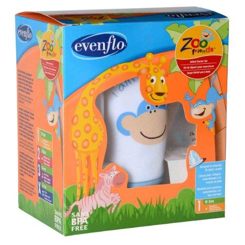 Evenflo Zoo Friends Infant Starter Set
