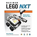 Maximum LEGO NXT : Building Robots with Java Brains 2nd Editionby Brian Bagnall