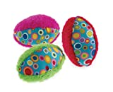 Classic Pet Products Spotty Rugby Ball