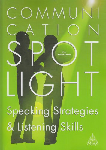 Communication Spotlight Pre Intermediate SB (+ CD)