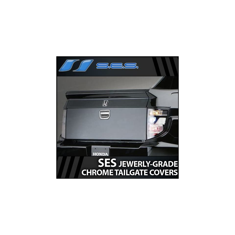 2005 2012 Honda Ridgeline SES Chrome Tailgate Handle Cover