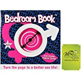 Bedroom Book - Adult Board Game For Couples - Bundle - 2 Items