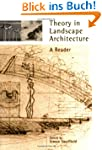 Theory in Landscape Architecture: A R...