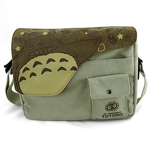 totoro canvas bag