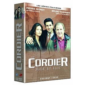 Cordier Juge et Flics coffret vol.2