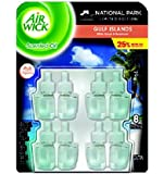 Air Wick Scented Oil Air Freshener, National Park Collection, 8 Refills, 0.84 fl oz Each (Gulf Islands)