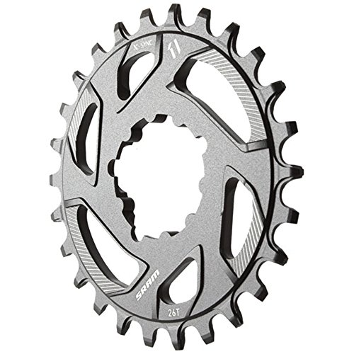 SRAM 11 Speed 26T DM X-Sync Bicycle Chain Ring with 0mm Offset