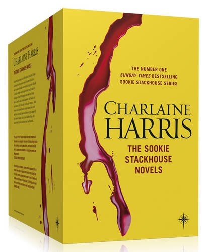 True Blood Boxed Set 3 (Sookie Stackhouse Vampire)