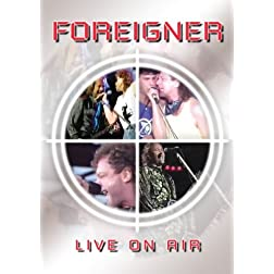 Foreigner Live On Air