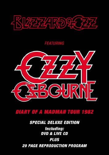 OZZY OSBOURNE-Blizzard Of Ozz Live DVD 1982