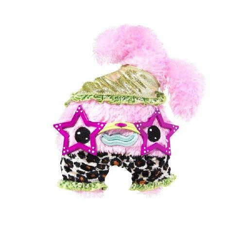My Meebas Plush Furry Pink - 1