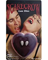 Love Bites Deluxe Custom Fangs in Heart Box