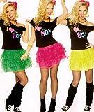 Franco American Novelty Co Womens 80s Petticoat