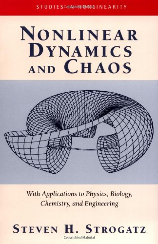 Nonlinear Dynamics And Chaos: With Applications To...