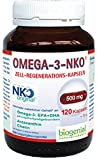 Biogenial Omega 3 NKO® Krill Öl (Neptune Krillöl), 120 Kapseln