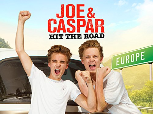 Joe & Caspar Hit the Road