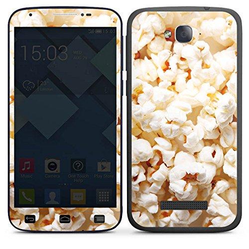 alcatel-one-touch-pop-c7-autocollant-protection-film-design-sticker-skin-popcorn-cinema-popcorn