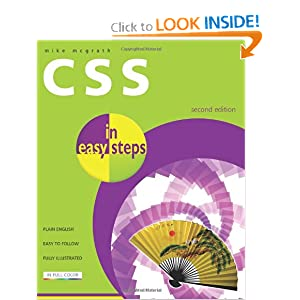 CSS3 in Easy Steps Mike McGrath
