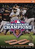 2012 World Series Champions: San Francisco Giants