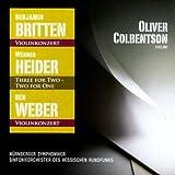 Konzert für Violine und Orchester, Op. 41: II. Andante Ritardando, Teneramente