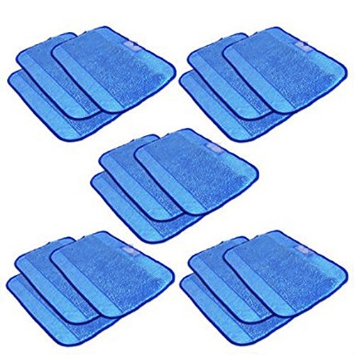 10-pack-wet-microfiber-mopping-cloths-washablereusable-mop-pads-fits-irobot-braava-380-380t-320-321-
