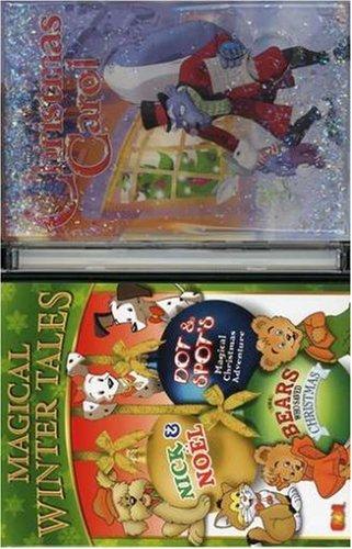 Magical Winter Tales & Christmas Carol [DVD] [Import]