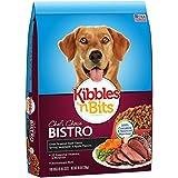 Kibbles 'n Bits Bistro Oven Roasted Beef Flavor Dry Dog Food, 16-Pound
