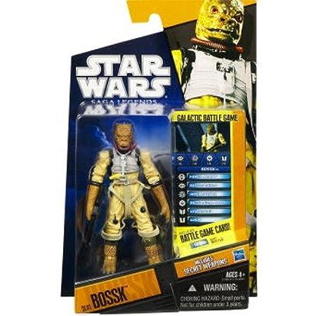 STAR WARS 2010 SL01 Bossk - figurine env 10 cm