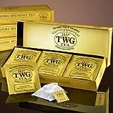 シンガポールの高級紅茶TWGシリーズ(シンガポールBREAKFAST 15ティーパック)並行輸入品