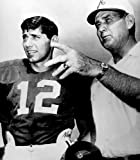 Paul Bear Bryant & Joe Namath Alabama 8x10 Photo - Mint Condition